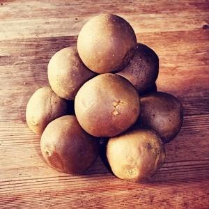 Raw Tewkesbury Mustard balls